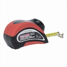 Sealey Measuring Tape 7.5M (25ft) Auto Function Metric/Imperial