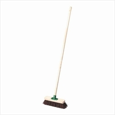 "Sealey Broom 12""(300mm) Stiff/Hard Bristle"