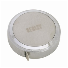 Sealey Measuring Tape 2mtr(6ft) X 9mm Metric/imperial - Silver