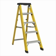 Sealey Fibreglass Step Ladder 4-Tread EN 131