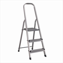Sealey Aluminium Step Ladder 3-Tread EN 131