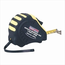 Sealey Autolock Measuring Tape 7.5mtr(25ft) x 25mm Metric/Imperial)