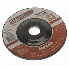 Sealey Grinding Disc 125 x 6mm 22mm Bore