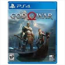PS4 God of War R3 English & Chinese (USED)