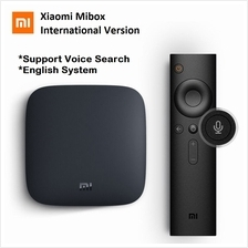 (English UI International Version) Xiaomi Mi Box 3 Smart WIFI Bluetoot
