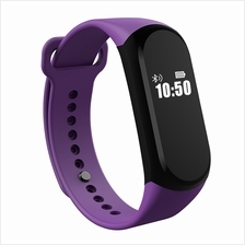 A16 BLE 4.0 ADI SENSOR HEART RATE SMART BRACELET WITH ALARM 30 DAYS ST