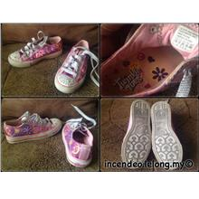 **incendeo** - Authentic SKECHERS Light Up Twinkle Toes Pink Shoes)