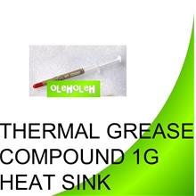 *Thermal Grease Compound 1g Heat Sink Cooling For CPU Processor