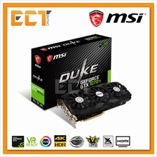 MSI GeForce\u00ae GTX 1070 Ti DUKE 8G Graphics Card with RGB LED
