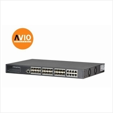 AVIO PFS5924-24X  8 GE Combo + 16 GE Managed Aggregation Switch