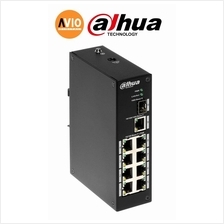 AVIO PFS3110-8P-96 8 POE + 1 GE + 1 GE Uplink Unmanaged Switch