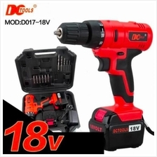 Rechargeable Cordless Electric Power Tools Power Drill Set DCTOOLS