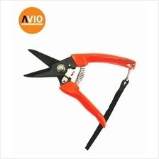 702 CUTTER CARBON STEEL STRAIGHT BLADE (ORANGE)