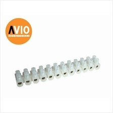 MII-15AC PVC Wire Connector Termination Block 15A (10 PCS)