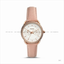 FOSSIL ES4393 Women's Tailor Multifunction Spirographic Leather Blush