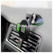 360 Rotate Osculum Type Phone Car Mount Holder - Ease Your Mobile Life