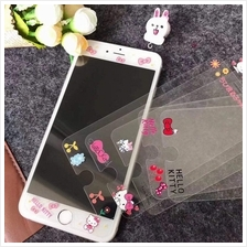 iPhone 6  & 6 Plus New Cartoon Tempered Glass