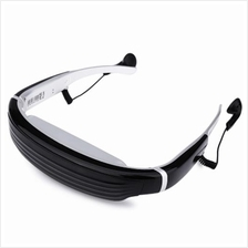 V640 480P VIDEO GLASSES (BLACK)