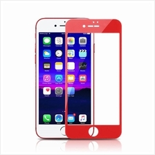 NEW iPhone 6 Plus, 7, 7 Plus Red Edition Tempered Glass Front and Back