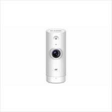 D-LINK WIFI N HD 120 ° DEGREE MINI IP CAMERA (DCS-8000LH)
