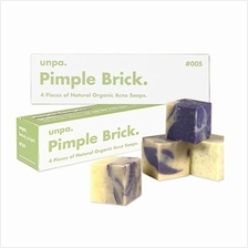 Unpa Pimple Brick 120g (4 Bricks)