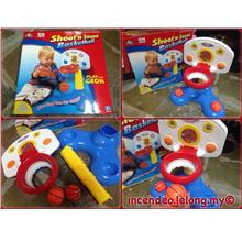 **incendeo** - SMART BABY Shoot'n Sound Basketball For Toddlers