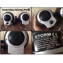 **incendeo** - Diamond Audio STORM Active Stereo Speakers