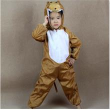 Promotion Monkey Cosplay Kids Animal Outfit Costume Size L