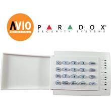 Paradox K10H Alarm 10 - zone LED keypad built-in 1-zone input