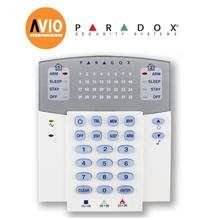 Paradox K32+ Alarm 32 - zone LED keypad built-in 1-zone input
