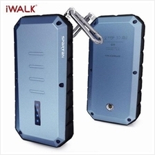 IWALK T13 13000MAH OUTDOOR THREE ANTI UNIVERSAL MOBILE PHONE POWER BAN