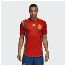 Spain Men Home World Cup 2018 CLIMACHILL Player Jersey