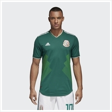 Mexico Men Home World Cup 2018 CLIMACHILL Player Jersey