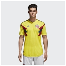 Colombia Men Home World Cup 2018 CLIMACHILL Player Jersey