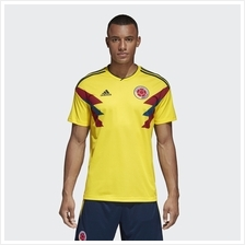 Colombia Men Home World Cup 2018 CLIMALITE Fans Jersey