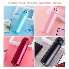 566926619804 stainless steel promotional thermos flask MOQ 100