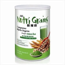 NH Nutri Grains Matcha 1kg