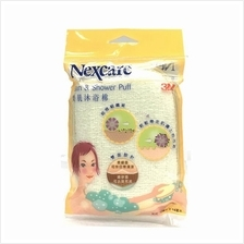 Nexcare Bath & Shower Puff Microfibre