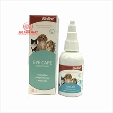 Bioline Eye Care Clean Pet Eyes 50ml