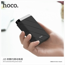 NEW !! HOCO J15 18W 10000mAh Contented PD Power Bank Dual USB Output