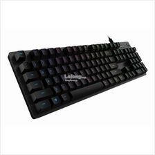 # LOGITECH G512 Carbon RGB Mechanical Keyboard # 2 Switch Available
