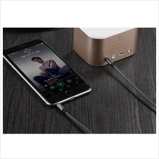 HOCO UPA03 Noble Sound Series 3.5mm AUX Nylon Audio Cable 1M