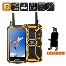 Conquest S8 Rugged Phone 2017 Edition (WP-S8-2017) ★