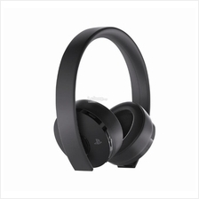 SONY Headset Wireless PS4 GAMES GOLD 7.1 -BUY ORIGINAL