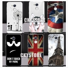 HUAWEI HONOR 6A PRO Trendy Cartoon SOFT TPU SLIM Case