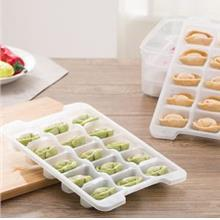 Can Microwave Thaw Single-layer Transparent Dumpling Tray