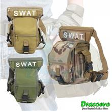 SWAT Multifunction Waist Leg Outdoor Sports Hiking Waterproof Bag