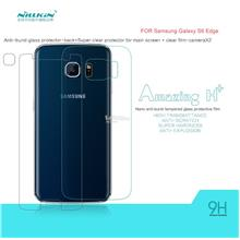 Nillkin Amazing H+ Tempered Glass Back Cover Samsung Galaxy S6 S6 Edge