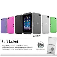 Capdase Xpose Ultra Slim Soft Touch Case Blackberry Z10