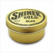 Shiner Gold Clay Maximum Matte Clay